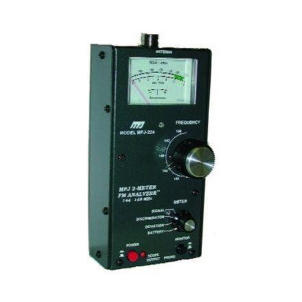 MFJ-224 - 2-Meter FM Signal Analyzer