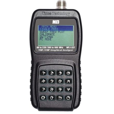 MFJ-227 - 80-228 Mhz & 330-500Mhz Analyzer