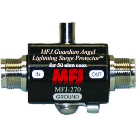 MFJ-270* - Lighting Protector, 400W - SO-239s