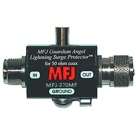 MFJ-270MF* - Lighting Protector,400W -SO239/PL