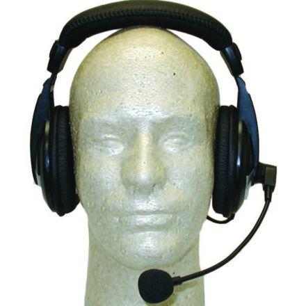 MFJ-393Y - Comm Headset/Mic-Yeaeu 8P Rd