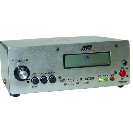 MFJ-462B - CW/RTTY/ASCII/AMTOR Decoder