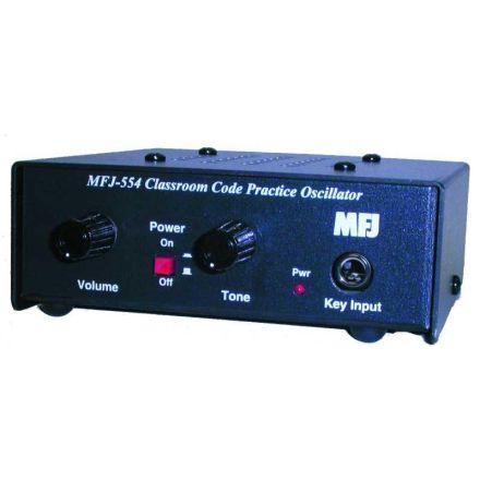 MFJ-554 - Deluxe CW Practice Oscillator