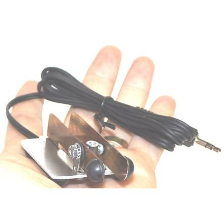 MFJ-561 - Miniature Travel Iambic Paddle