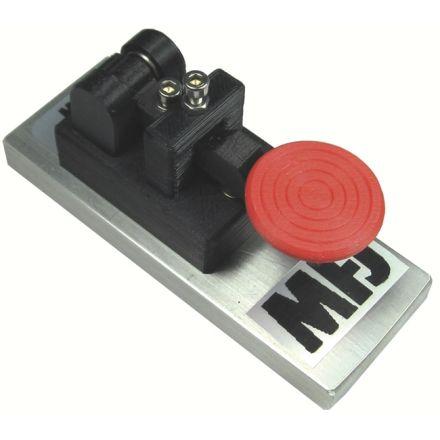 MFJ-566M - Mini Key Paddle with Metal Base