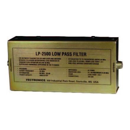 MFJ-705 - 2500 watts Low Pass TVI Filter