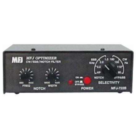 DISCONTINUED MFJ-722B - SSB/CW Audio Filter