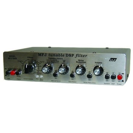 MFJ-784B - Deluxe Tunable DSP Filter