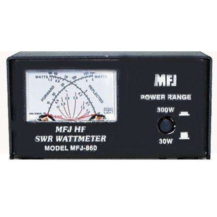 MFJ-860 - Cross-Needle Wtr. 1.8-60 MHz
