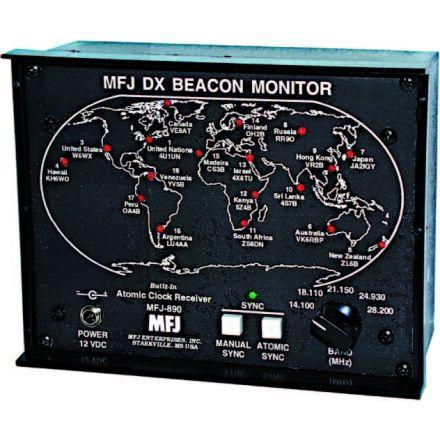 MFJ-890 - DX Beacon Monitor