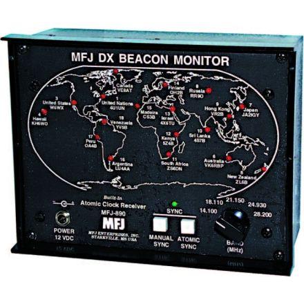 MFJ-890UK - DX Beacon Monitor for UK