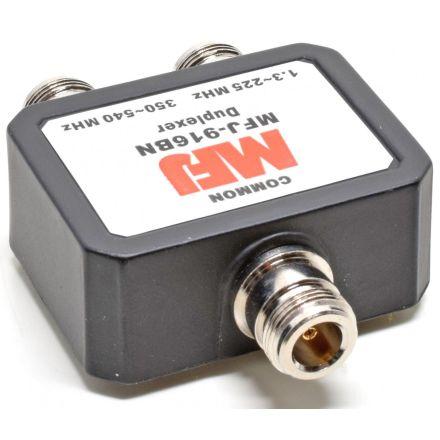 MFJ-916BN* - HF-220/440 MHz duplexer, N-N