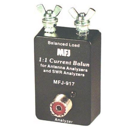 MFJ-917 - SWR Analyzer Balun line Adaptor
