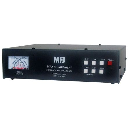 B Grade MFJ-991B - 300/150W Dual Power HF AutoTuner