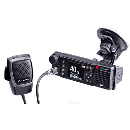 Midland 88 Universal Mounted Mobile CB Transceiver