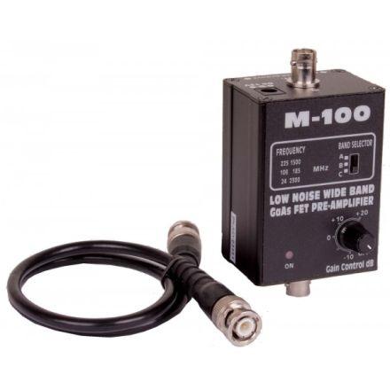 M-100 Professional (24-2300MHz) Pre-Amplifier