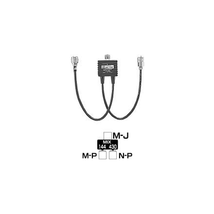 Diamond MX-72N - Duplexer (HF) (144/430MHz)