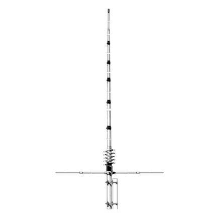 Sirio New Tornado 27 High Gain 5/8 Wave CB Base Antenna