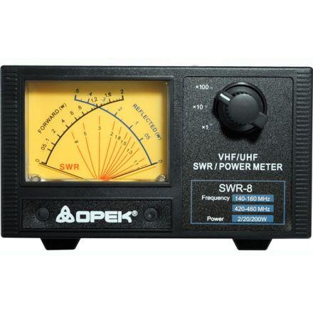 OPEK SWR-8 VHF/UHF SWR POWER METER