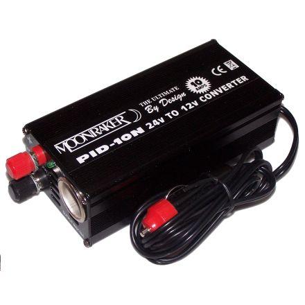 DISCONTINUED PID-10N - 24-12V (10 AMP) Single Socket Reducer