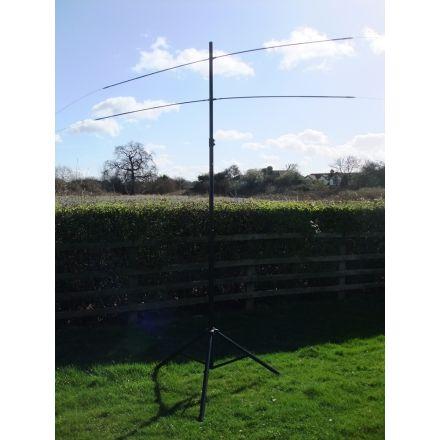 HF Antenna Kit - Moonraker PK4080 Portable HF Kit (40m & 80m)