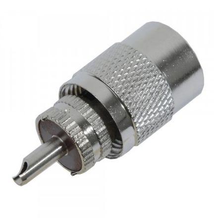 PL259 Standard Plug (6mm) (For RG58)