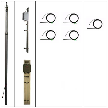 DISCONTINUED Alpha Antenna 10-160M ProMaster Sr