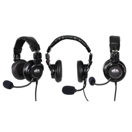 Heil Pro-Set-Elite-6 - Headset Using Heil HC-6 Element