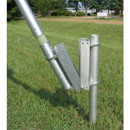 Cushcraft R-8TB - Vertical Antenna, Tilt Base