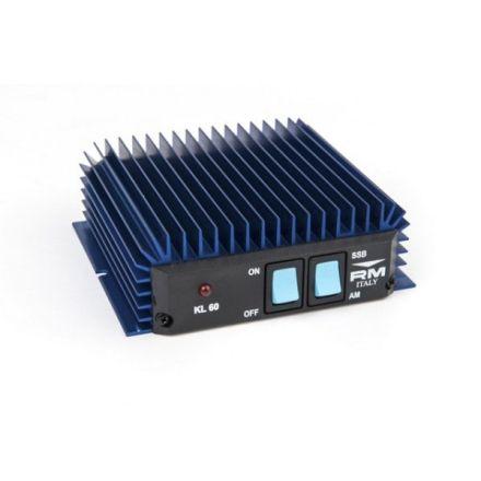 RM KL60 - 20-30MHz (70W) Linear Amplifier