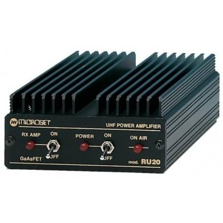 Microset RU-20 - 70cm (20W) Linear Amplifier