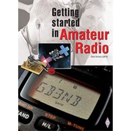 Getting Started in Amateur Radio (Book)