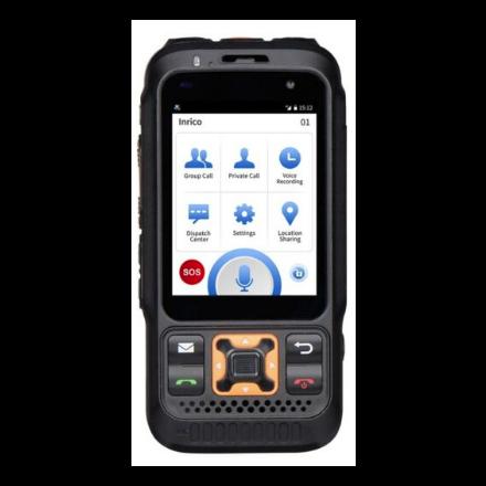 Inrico S100 4G/Wifi Network Handheld Radio