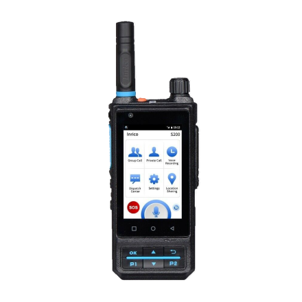 Inrico S200 4G/Wifi Network Handheld Radio
