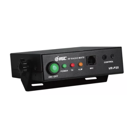 Vero VR-P25DU Analogue and DMR UHF amplifier
