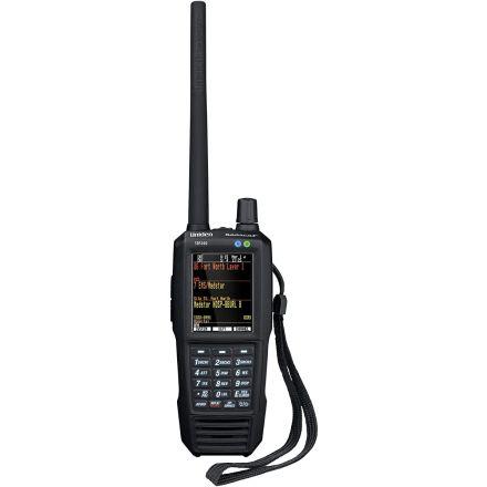 Uniden SDS-100EDN (Pre Loaded DMR & NXDN) Handheld Scanner Receiver