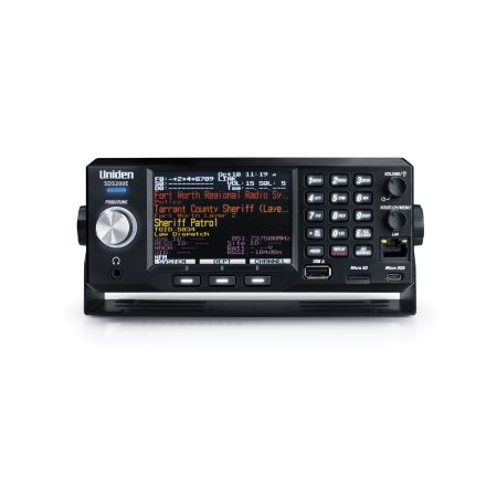 Uniden SDS-200E + Activated DMR + NXDN + ProVoice Desk Top/Mobile Scanner Receiver
