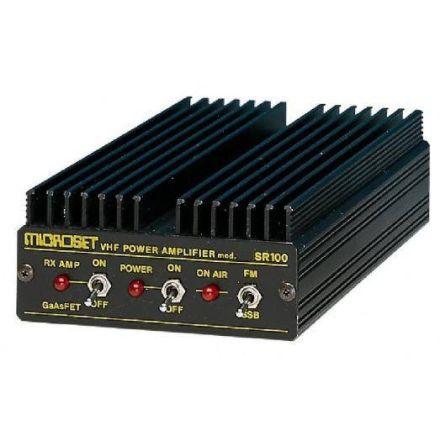 Microset SR-100 - 2M (100W) Linear Amplifier