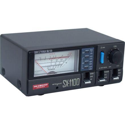 Diamond SX-1100 - SWR/Power Meter