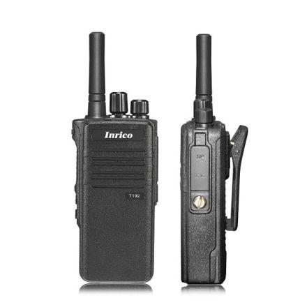 Inrico T192  IP-67 Network Handheld Radio (POC)