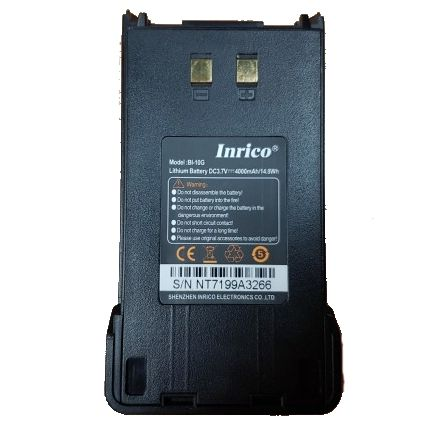 Inrico T199 Battery