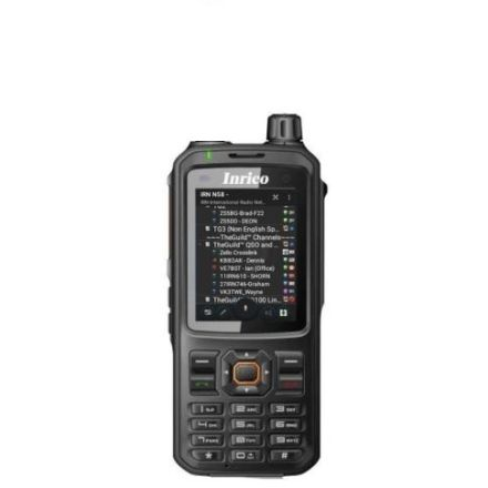 SOLD! B Grade Inrico T320 4G/Wifi Network Handheld Radio (MAIN UNIT ONLY No Batteries, Charger or Antenna)