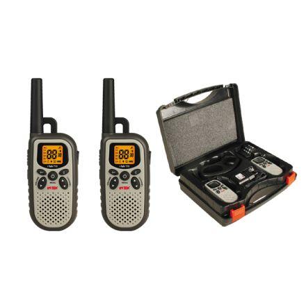 Intek i-TALK T70 Plus PMR446 Walkie Talkies (Pair)