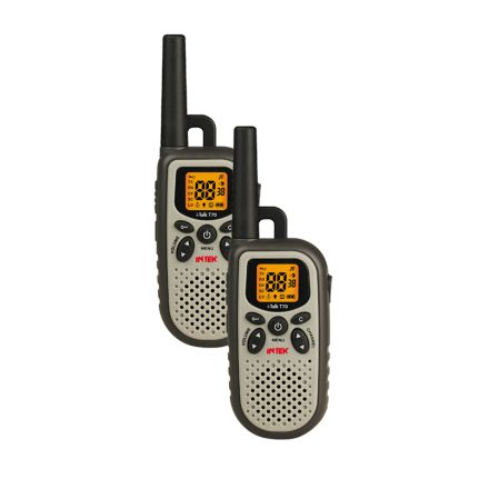 Intek I-Talk T70 PMR446 Walkie Talkies (Pair)