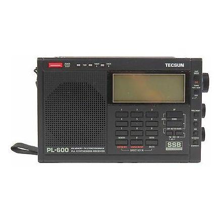 Tecsun PL-600 Portable Receiver
