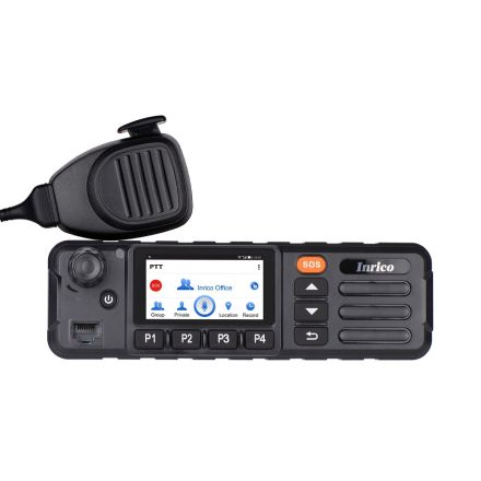 B Grade Inrico TM-7 Plus 4G/WiFi Network Mobile radio 4G