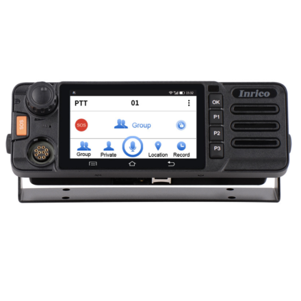 Inrico TM-9 - 4G Mobile Network Radio