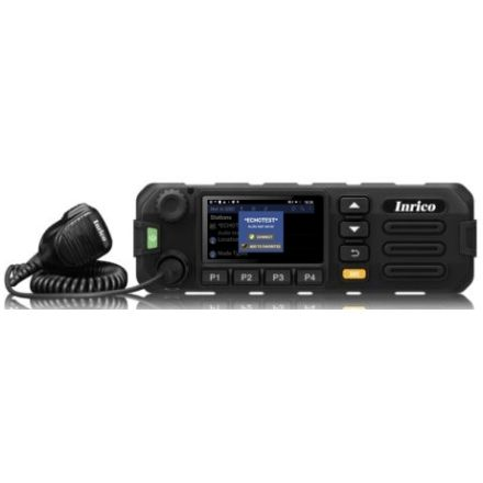 Discontinued Inrico TM-8 Network Mobile radio