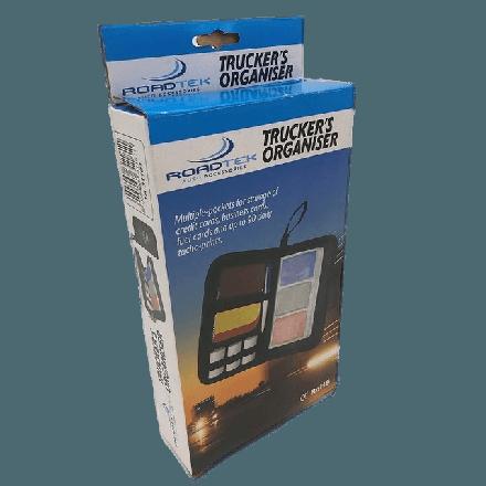 Truck HGV Digital Tachograph Holder Organiser