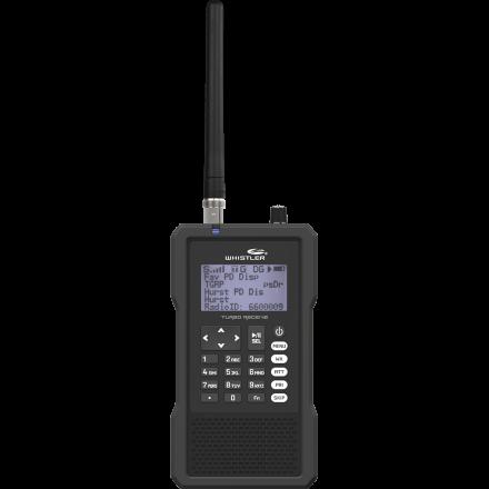 Whistler TRX-1E Digital Handheld Scanner
